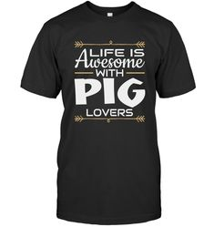 Pig Pork Piglet Guinea BBQ Lovers Perfect Funny Gift TShirt Gift For Men Women Bbq, Lovers, Funny Gifts, Cool T Shirts, Hoodies, Mens Tops, Vintage, Barbecue, Funny Presents