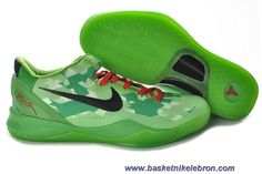 finest selection 8d829 5ee47 See more. Vert Rouge 555035-701 Nike Zoom Kobe VIII 8 Vente Shoes Style,  Kobe Bryant