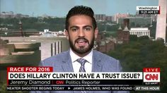 """CNN's Jeremy Diamond: Clinton Is """"Going To Need To Find A Way To Convinc..."""