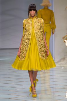 Défilé Guo Pei Printemps-été 2016 Haute couture - Madame Figaro