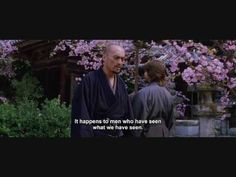 The Last Samurai: The Blossom