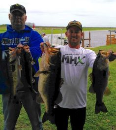 Lucas, Lanier catch 10-pounder in Xtreme Bass opener