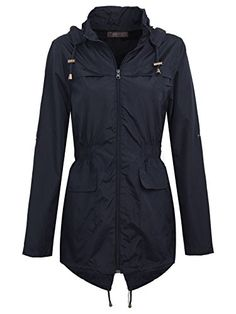 Parka Hooded Jacket
