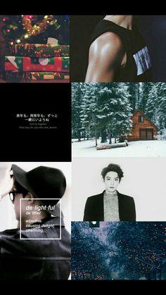 Exo chanyeol aesthetic lockscreen wallpaper Aesthetic Collage, Park Chanyeol, Greek Mythology, Mood Boards, Dramas, Aesthetics, Wallpapers, Kpop, Backgrounds