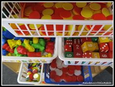 ideas for classroom organization