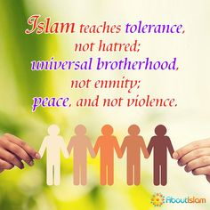 Full of love and peace! #Islam #Quotes #Religious