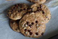 #paleo PaleOMG Sweet Potato Protein Chocolate Chip Cookies