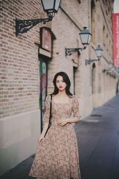 Korean Clothing Stores, Adriana Lima Lingerie, Fashion Vocabulary, Dress Girl, Korean Outfits, Classy Dress, Flower Dresses, Mix Match, Season 2
