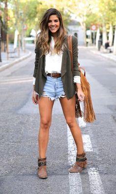 Look Camisa + Short