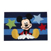 Found it at Wayfair - Mickey Character Area Rug
