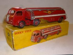 Dinky Toys Panhard Titan Esso 32C