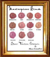 Blush by Meow Cosmetics Mineral Makeup