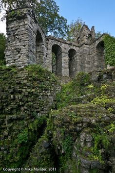 The Aqueduct of Bergpark Wilhelmshohe ~ Kassel, Germany ~ Germany