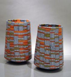 GILES BETTISON Textile, 1 & 2, 2014