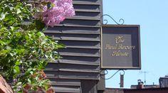 BOSTON - Paul Revere House (near the Molasses Flood plaque)