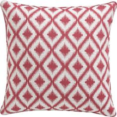 """Ibiza Raspberry 23"""" Pillow in Accessories 