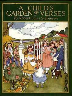 """Loved this book when I was a child and I still love some of the poems. """"The world is so full of a number of things, I'm sure we should all be as happy as kings.""""  I could go on . . ."""