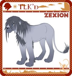 [ old ] - TLK'd Zexion by ipqi.deviantart.com on @DeviantArt