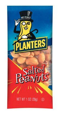 Planters Peanuts, Salted, 1 oz Bags, 24 ct * Remarkable discounts available  : baking desserts recipes