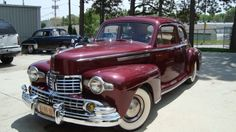 1946 Lincoln Club Coupe