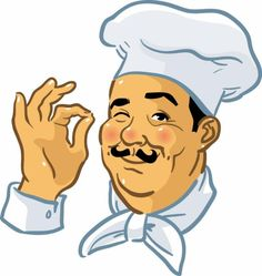 Chef clip art free clipart images clipartcow - Clipartix - image by Clipart Chef Pictures, Pizza Pictures, Art Pictures, Photos, Clipart Png, Clipart Images, How To Make Spaghetti, Food Clips, Catering Menu