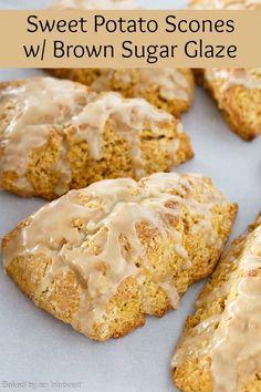 Sweet Potato Scones Recipe