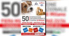 50° Esposizione Internazionale Canina: la manifestazione canina più famosa d'Italia