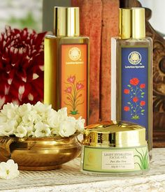 This winter take care of your skin by the natural sources. Forest essentials's products are 100% natural. This product helps skin to retain its smoothness. In winter the proper cleanser, toner and moisturizer are required. And it will be the best option to use the natural sources from the Mother Nature. check@http://goo.gl/V7U750