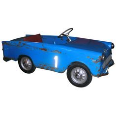 1960s pedal toy car