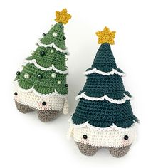 4 seasons series special Christmas amigurumi pattern by Lalylala