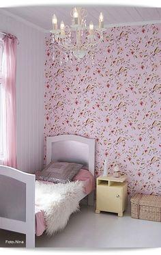 stijlvolle meisjeskamer