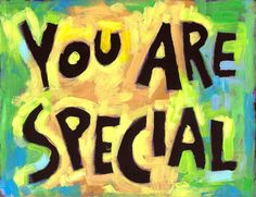 """You are Special- Nursery, teacher Motivational poster. Who do you know that needs to be motivated, appreciated or uplifted? Colorful Motivational Posters for yourself, for birthdays, anniversaries, milestones and as awesome thank you gifts. We now offer 3 SIZES! • STANDARD (11""""x 14"""") • LARGE(16""""x 21"""") • EXTRA LARGE (23""""x 30"""") Sorry - Not all images come in Extra Large. We now have over 200 posters available with more coming each month. Artist Jan Riley shares her enthusiasm for life in…"""