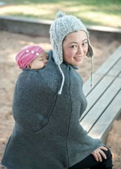 Mamaponcho- This would have been great for winter.