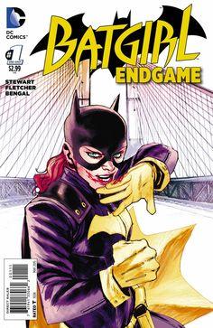 Weird Science: Batgirl: Endgame #1 Preview