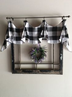 Buffalo Checked Farmhouse Valance Always wanted to discover ways to knit, although unsure the place to start? This kind of Utter Beginner Knitting Series . Decor, Farmhouse Sink Kitchen, Farmhouse Kitchen Decor, Farmhouse Decor, Fabric Decor, Curtains Living Room, Farmhouse Valances, Home Decor, Country Farmhouse Decor