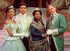 Cinderella was a Netflix movie before Netflix even existed. Cinderella was black and the king was white, the queen was black and their son was asian Cinderella Musical, Rodgers And Hammerstein's Cinderella, Cinderella Gowns, Cinderella Princess, Black Disney Princess, Brandy Norwood, Whoopi Goldberg, Interracial Couples, Marvel