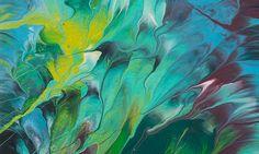 Contemporary Abstract Art by Cassandra Tondro