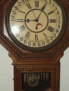 GILBERT School House REGULATOR 470345049 Standard Clocks
