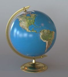 Earth globe free 3d model globe n0504113ds vertices 124855 earth globe free 3d model globe n0504113ds vertices 124855 polygons 248336 see it in 3d httpsy earth globe 3d model pinterest globe 3d gumiabroncs Image collections