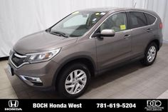 Used 2015 Honda CR V EX Offered At $16,987, {payment_t1? For $269