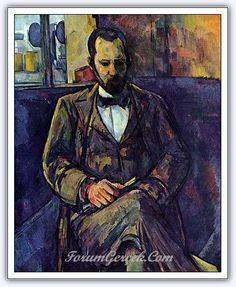 Forum Gerçek - Tekil Mesaj gösterimi - Paul Cezanne (1839 - 1906) | Fransız Ressam