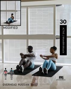 Hiit Workout Videos, Full Body Hiit Workout, Hiit Workout At Home, Gym Workout For Beginners, Gym Workout Tips, Fitness Workout For Women, Body Fitness, At Home Workouts, Pilates Workout