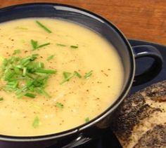 Milde Steckrübensuppe - Steckrüben schmecken herbsüß und aromatisch. Die Techniker Krankenkasse kocht dir aus dem Wintergemüse eine wohltuende Suppe.