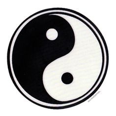 Yin Yang Rub-On Sticker Window Sticker Window Stickers, Hippie Bohemian, Yin Yang, Art Images, Peace And Love, Clip Art, Symbols, Life, Art Pictures