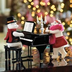 Play It Again Polar Bear Duet