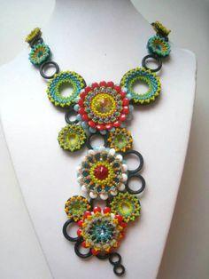 Sublime bijoux en perle...