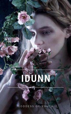 DREAMERS OFTEN LIE — Norse Mythology Popular Goddesses (pt1)