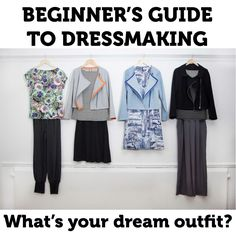 Describe Yourself, Dressmaking, Couture, Dreaming Of You, My Books, How To Make, Outfits, Patterns, Dogs