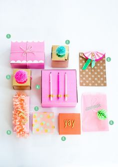 Pretty Little Packages | Stevie Pattyn & Amanda Rydell | The Sweet Lulu Blog
