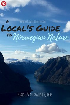 Always wanted to visit Norway but wondered where the locals go? Check this guide out to find out our secret spots in Nature!